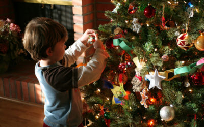 Tips for Staying Safe While Decorating Your Home for the Holidays