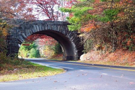 Blue Ridge Parkway Riner