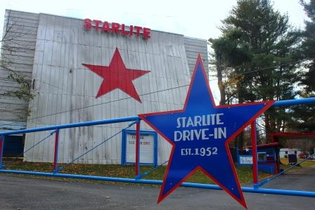 Christiansburg Drive-In Movie New River Valley