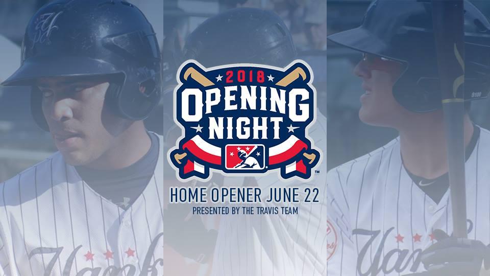 Opening Night by Travis Team June 22