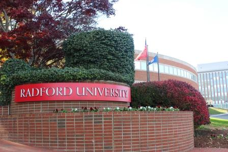 Radford University New River Valley