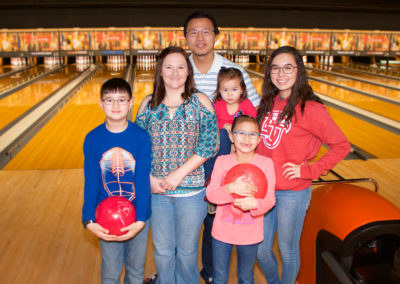 Travis Bowling Party